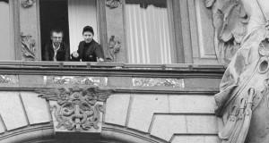 Павел Дуров устроил петербуржцам дождь из настоящих денег