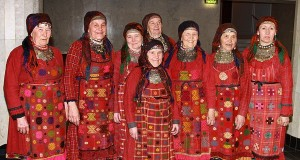 «Бурановские бабушки» в июне приедут в Петербург
