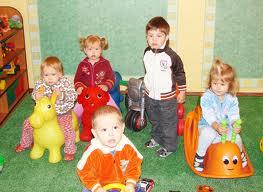 Петербург лидирует в количестве детских садов