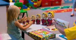 Очередь в детские сады  47 региона будет ликвидирована к 2017 году.