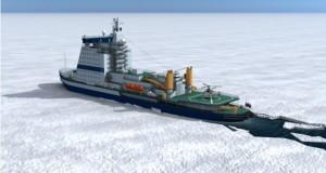 Зимой гавани Ленобласти ожидают прибытие атомного ледокола.