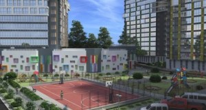 В деревне Кудрово построен новый квартал.