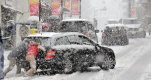 25 декабря в Петербурге ожидают сильный снегопад.