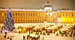 Фестиваль «Новогодняя кутерьма» пройдет в Гатчине.