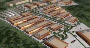 В Гатчине начинается строительство индустриального парка.