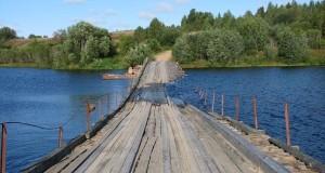 Мост через Вязитский ручей будут реконструировать