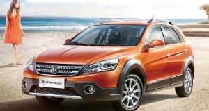 Татарстан будет собирать китайские автомобили Dongfeng H30 Cross  и Zotye Z300