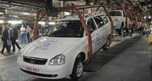 АвтоВАЗ поднимает цены на автомобили