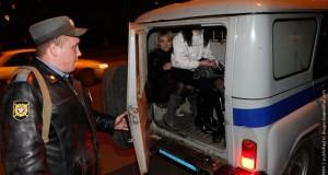 Питерские полицейские закрыли притон по улице Бабушкина