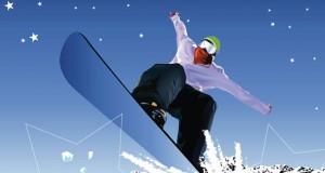 В Санкт-Петербурге начал работу бесплатный горнолыжный склон