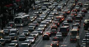 Санкт-Петербург попал в рейтинг городов с самыми сильными пробками
