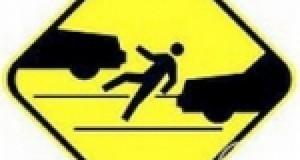 В Приморском районе Петербурга была сбита женщина-пешеход