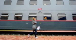 По маршруту «Санкт-Петербург-Москва» будут ходить двухэтажные поезда