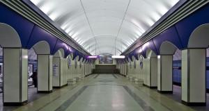 В петербургском метрополитене был проведен обыск