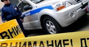 В Ленинградской области «Лада» протаранил полицейский автомобиль