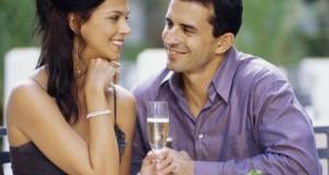 На первом свидании мужчины должны больше слушать и меньше говорить о работе