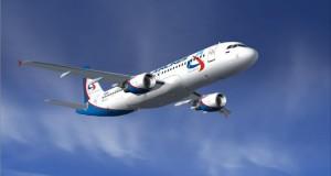 «Уральские авивлинии» открыли рейс «Санкт-Петербург-Челябинск»