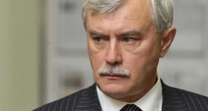 Полтавченко урезал заплаты чиновников на 10%