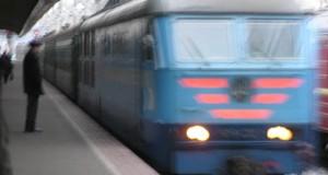 С апреля изменяется график движения поездов в Петербург и обратно
