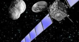 ЕКА установило связь с зондом Philae