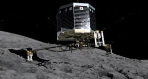 Станция Rosetta подойдет ближе к комете Чурюмова-Герасименко