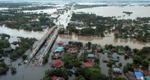 Причина наводнения в Крымске – глобальное потепление