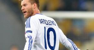 Динамо Киев подтверждает трансфер Ярмоленко в Валенсию