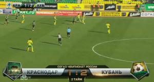 Локомотив Краснодар, смотреть матч онлайн: прямая трансляция РФПЛ
