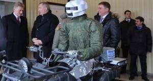 В этом году Россия запустит проект по производству космических роботов Путина