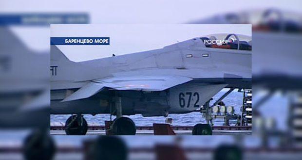Россия испытала новый истребитель МиГ-35