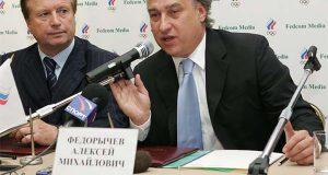 Алексей Федорычев засветился в Украине очередной аферой на 60 миллионов