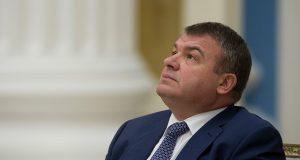 Чемезов пригрел близкого сердцу Сердюкова