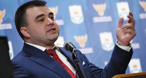 Вслед за мандатом справоросс Казаков лишился диплома